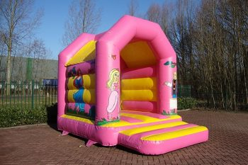 Bouncer mini princess with roof