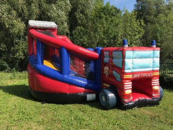 Buy bouncer multiplay XL firetruck