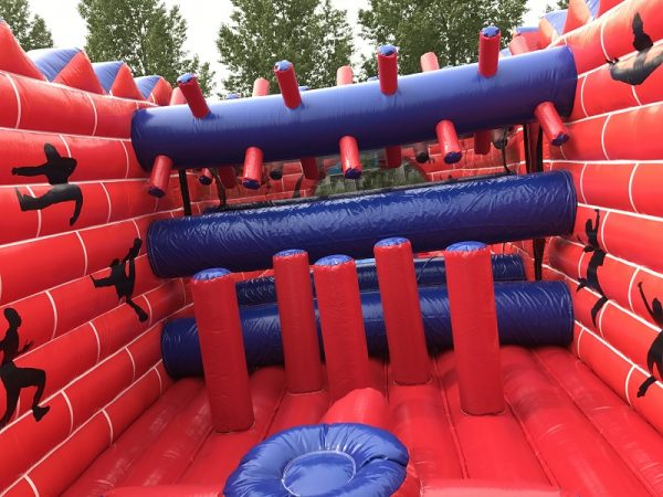 Customized obstacle course for sale