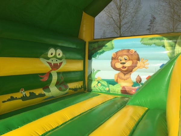 Jumping houses for sale with slide