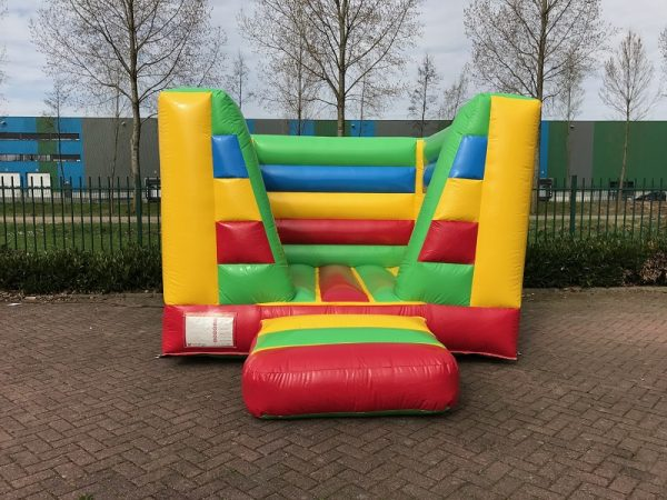 Bouncy castle rainbow Jump Factory