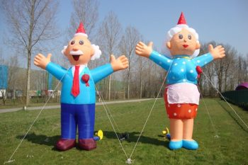 Promotional inflatables
