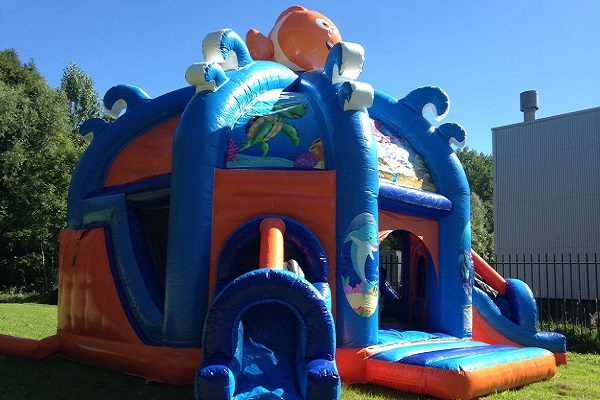 Buy professional bouncy castle Jump factory