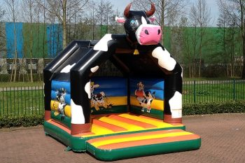 Bouncer standard cow with roof