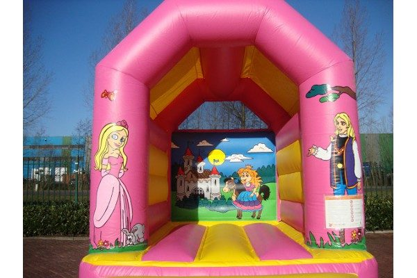 Jump Factory producer of quality inflatables