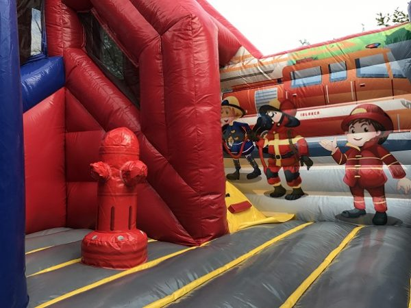 New inflatable jump factory