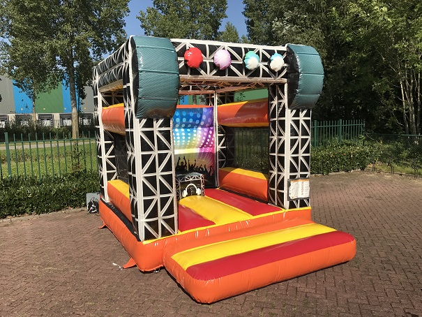 Buy bouncy castle mini disco