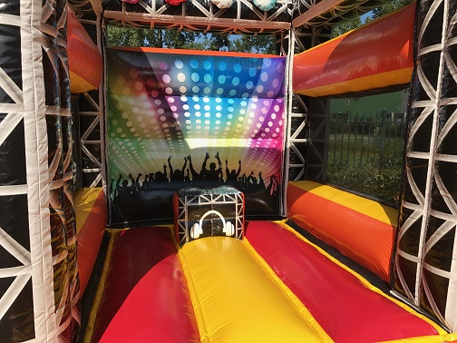 Inflatables producer buy mini disco spinning table