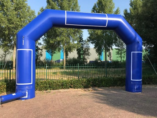 Inflatable arch KNLTB customized