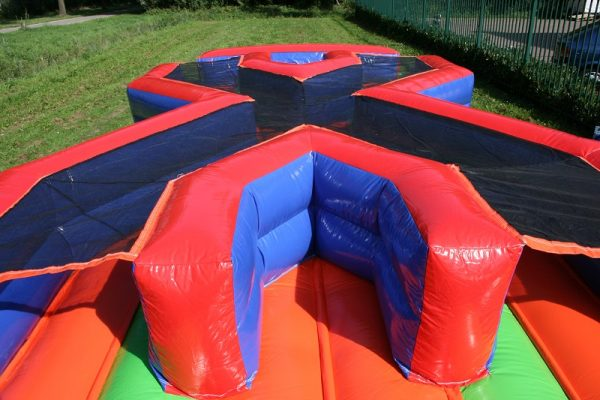 Buy inflatable obstacle run