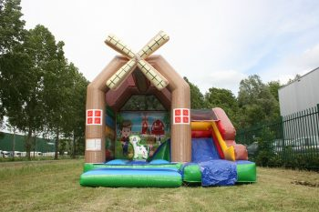 Bouncer multifun mini farm