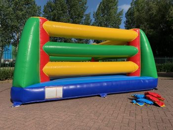 Inflatable boxing ring for sale