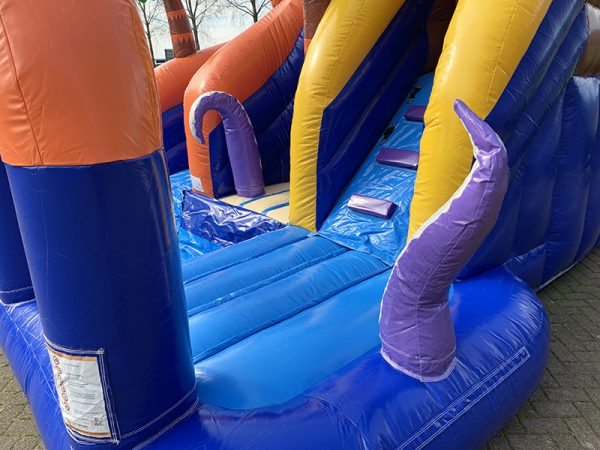 Buy inflatable slide Jump Factory