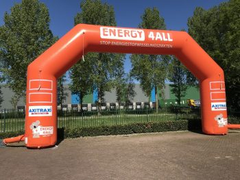 Inflatable Arch Energie4All