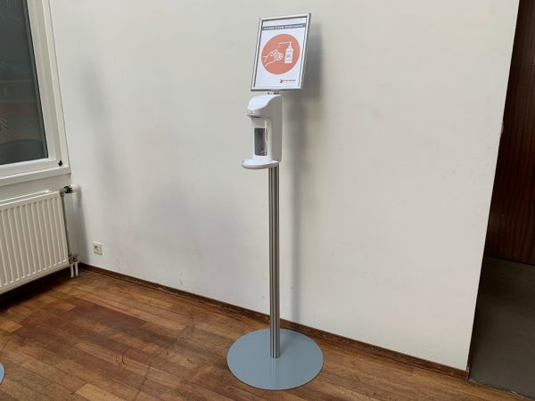 Disinfection Column No-Touch for sale