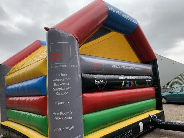 Bouncing castle customized