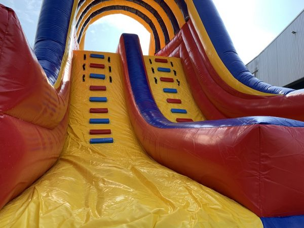 Customized Water Slide Jump Factory